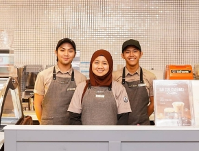 Caff_Bene Brunei Team